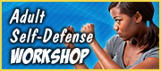 Adult Self-Defense Workshop Maplewood New Jersey